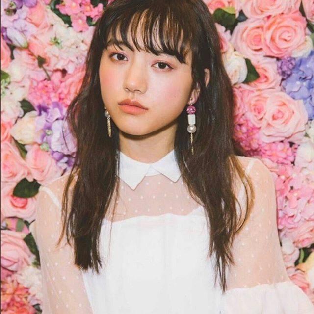 """Miyu on Instagram: """"ピンク色も似合うw#清原果耶"""" (615822)"""