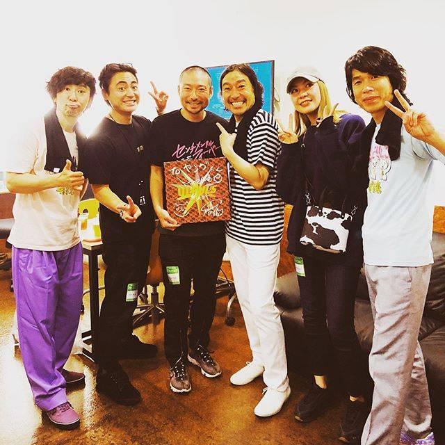 """山田孝之 on Instagram: """"#ウルフルズ 🔫🔫🕺🏻#センチメンタルフィーバー ✨🌐✨"""" (617620)"""