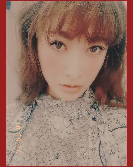 """山田優 on Instagram: """"今日はGINGERのお仕事!東京は雨が降りそうですね~。 今日も皆さん素敵な1日になりますように!#ginger@ginger_magazine"""" (618866)"""