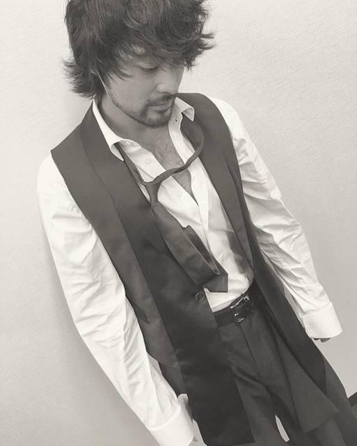 """山田孝之 on Instagram: """"消えてしまいそうな私これより故郷鹿児島へと向かう#闇金ウシジマくんpart3"""" (620854)"""