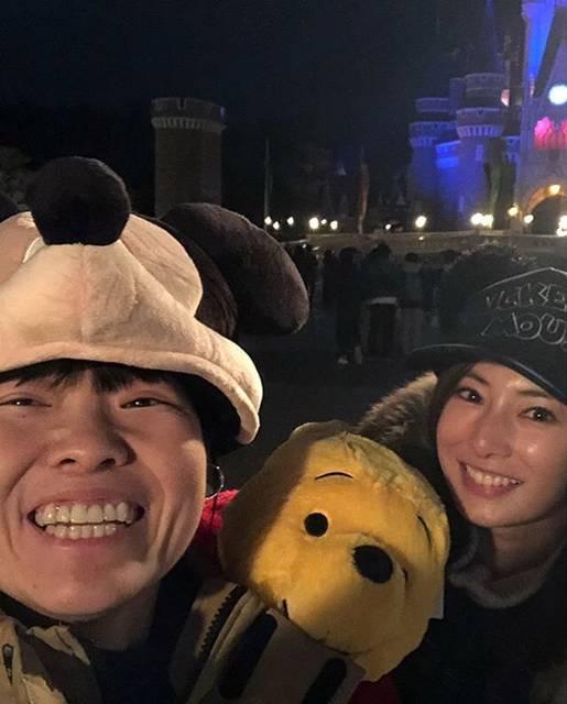 """北川景子 on Instagram: """"#北川景子#イモトアヤコ #ディズニーランド #keikokitagawa #disneyland #pooh #mickeymouse"""" (621290)"""