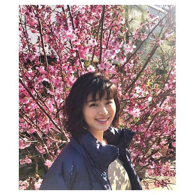 "Chinami Suzuki 鈴木ちなみ on Instagram: ""🌸💓#美人百花"" (622103)"