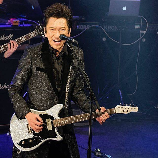 "HOTEI Official on Instagram: ""本日(10月26日)より「HOTEI EURO TOUR 2018」ロンドン公演のマルチアンルグル配信がスタート!また、11月10日から始まる「HOTEI Live In Japan 2018 ~TONIGHT I'M YOURS TOUR~…"" (622176)"