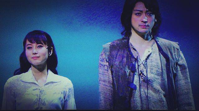 "@yk_bot on Instagram: ""#嵐が丘 #WutheringHeights #山本耕史 #kojiyamamoto #堀北真希 #makihorikita #2015"" (626387)"