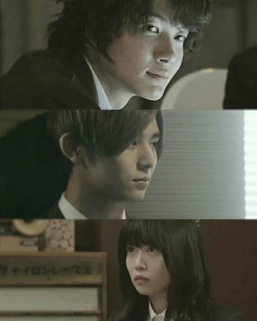"YAMADA RYOSUKE 💙 SHIDA MIRAI on Instagram: ""KYUU X RYUU X MEGU coz Yamada Ryosuke has been talking about wanting to do a sequel of Tantei Gakuen Q. Tho as he said, it's not gonna be a…"" (626455)"