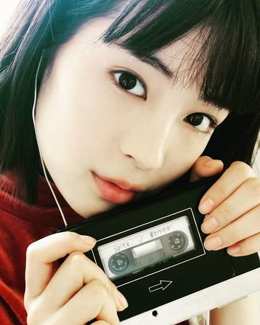 """______ on Instagram: """"目が大きすぎる、、、🥺🥺 #広瀬すず"""" (628909)"""