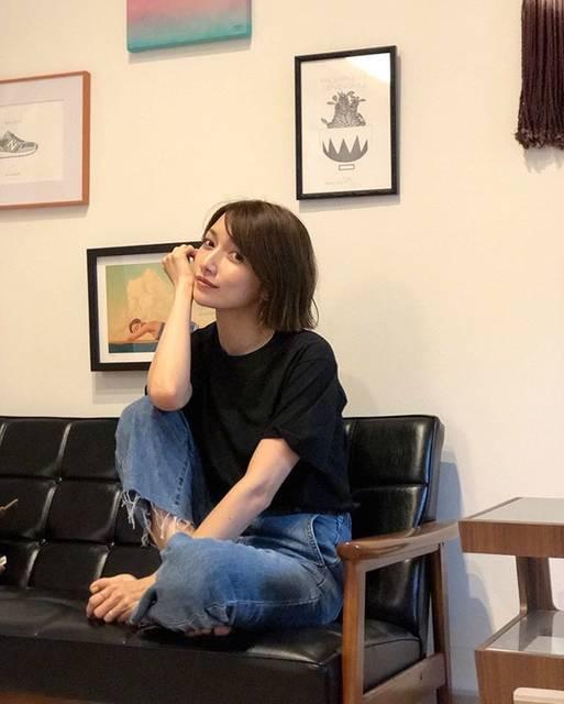 """後藤真希 on Instagram: """"#まきふく嬉しいお知らせがありました♪2人ともお疲れ様♡"""" (631111)"""