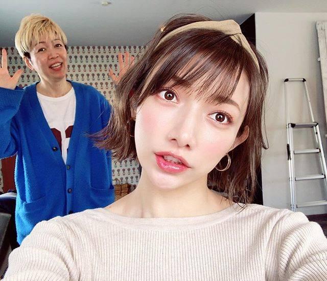 """後藤真希 on Instagram: """"撮影♡春っぽメイクにしました💄ジュリカさんと✨#まきメイク #春メイク"""" (631122)"""