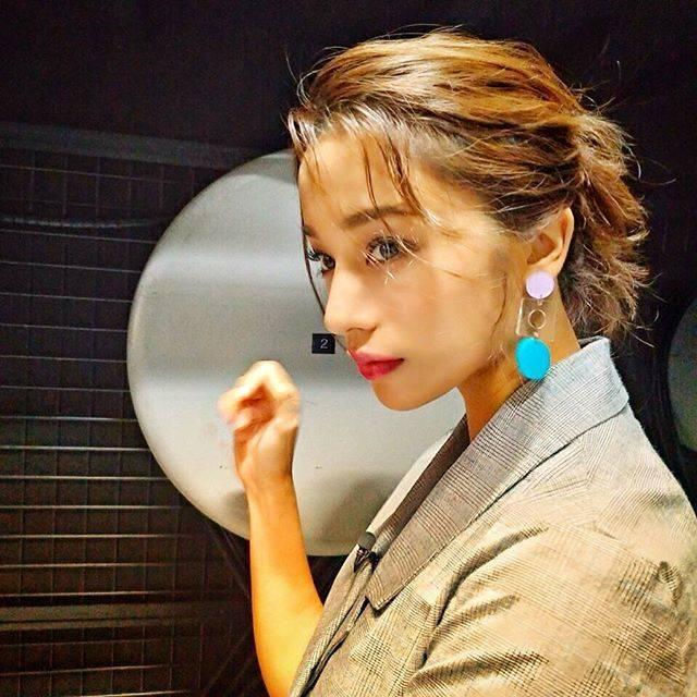 "Maryjun Takahashi 高橋メアリージュン on Instagram: ""Hair&Make up by @hori_hairmake"" (634379)"