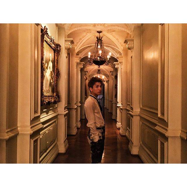 "Takanori Iwata on Instagram: ""Tomorrow‼️‼️‼️ THE JSB  WORLD 2017.3.29🦅#thejsbworld #三代目jsoulbrothers"" (635585)"
