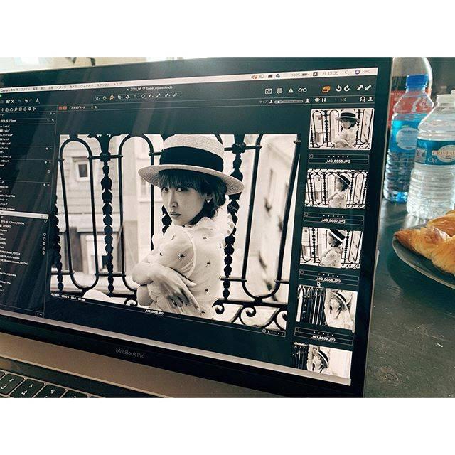"""SAEKO♡ on Instagram: """"連載🌹#paris#sweet#私のやりたいことやらせていただいてます#幸せ#感謝です"""" (635953)"""