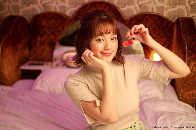 """筧美和子 on Instagram: """"引き続き嬉しいお知らせが 嬉しいことに続きますー!  1月スタートのテレビ東京ドラマ24「フルーツ宅配便」  私は7話の回の さくらんぼ🍒  初めてのデリヘル嬢役。 素晴らしい環境でさくらんぼでいられること、 とても楽しかったなぁ。  このさくらんぼには気を付けて……"""" (638523)"""