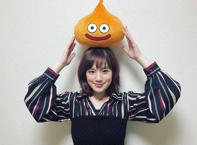 """筧美和子 on Instagram: """"MBSドラマ「ゆうべはお楽しみでしたね」1月スタートです✌︎ ドラクエから始まるラブ…是非楽しんでください。私、あやのは…暴れてます。#ゆうべはお楽しみでしたね"""" (638531)"""