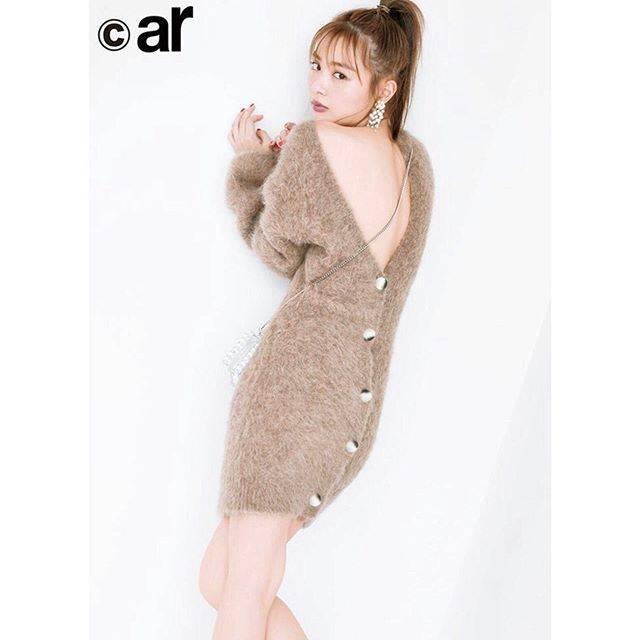 """内田理央だーりお on Instagram: """"@ar_magazine 🦉🐥💕みてねー! #ar #内田理央"""" (638769)"""