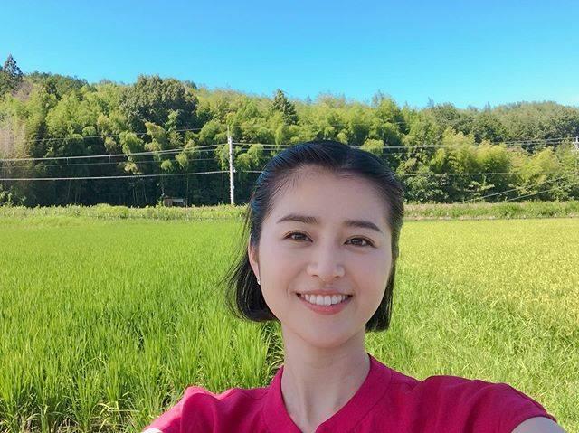 "Chinami Suzuki 鈴木ちなみ on Instagram: ""Greeeen🍃It's a sooo HOT day 🥵🔥#岐阜 #中津川#ぎふチャン#ちなみたび"" (640372)"
