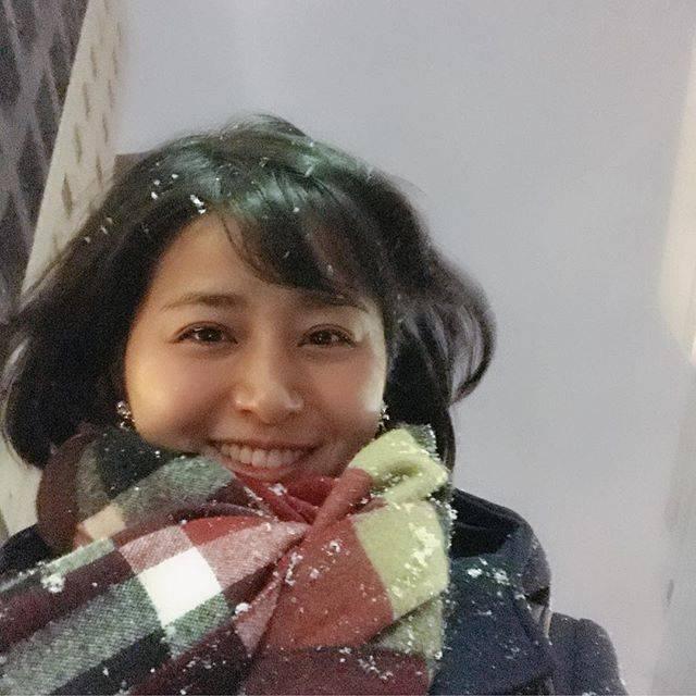 """Chinami Suzuki 鈴木ちなみ on Instagram: """"GN☃️🌟#金沢 #snow#ちなみたび"""" (640406)"""