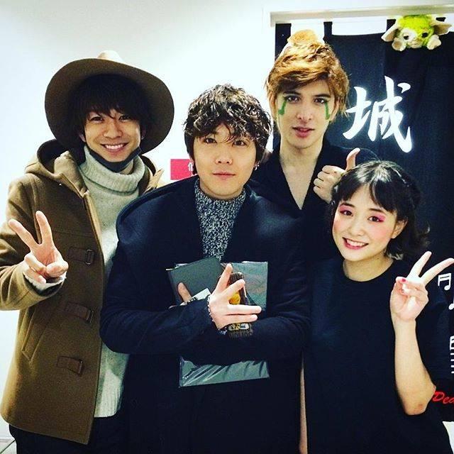 """大原櫻子 on Instagram: """"三浦翔平さんとホンギさん観に来てくださいましたありがとうございます(*^^*)"""" (640516)"""