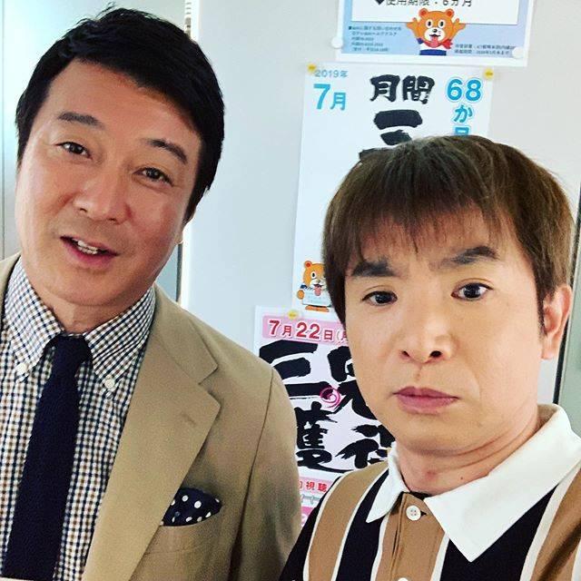 """濱口優 on Instagram: """"#加藤浩次 さん#極楽とんぼ#カトさん#カトちーん"""" (643650)"""