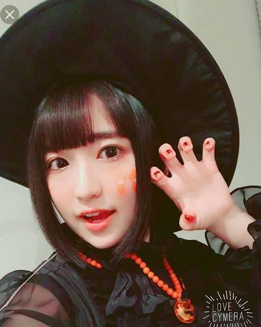 """すずき on Instagram: """"あおちゃんの帽子シリーズ⑩ハロウィンなのかな?それにしても、黒多いし、黒似合う💓#悠木碧#黒ハット#帽子"""" (643835)"""