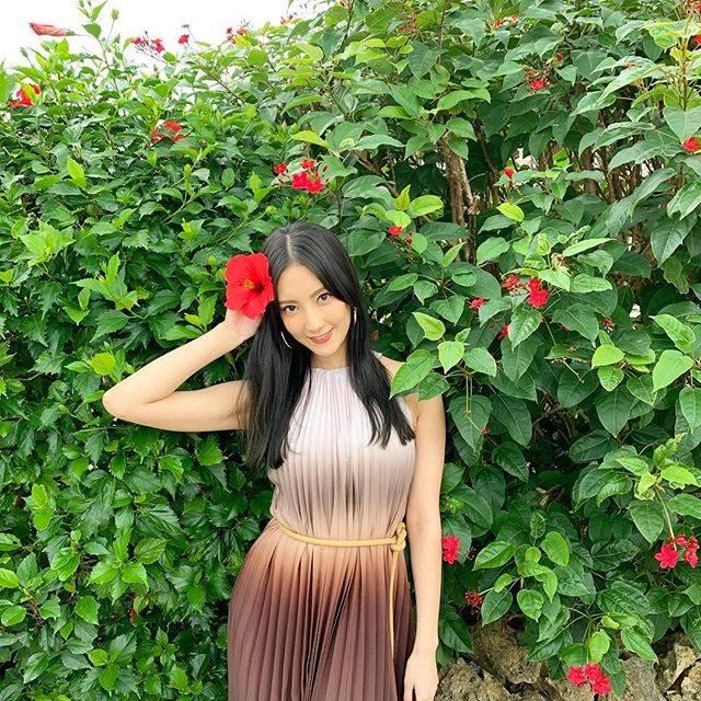 """NANAO1028 on Instagram: """"#旅色 ( @tabiiro ) #宮古島オフショット🌺"""" (645456)"""