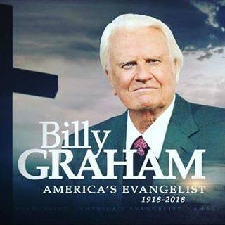 """ジョンソンホ on Instagram: """"Thank you! Billy Graham(1918-2018) You have given hope to many people with the message of the gospel. Rest in peace #빌리그래함…"""" (646330)"""