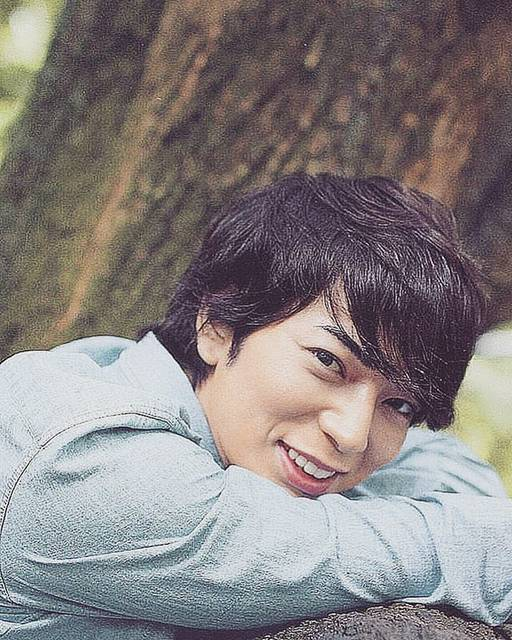 "@ohn_arashi.st on Instagram: ""優しい笑顔💜#嵐#松本潤#まつじゅん#潤くん#MJ"" (647809)"