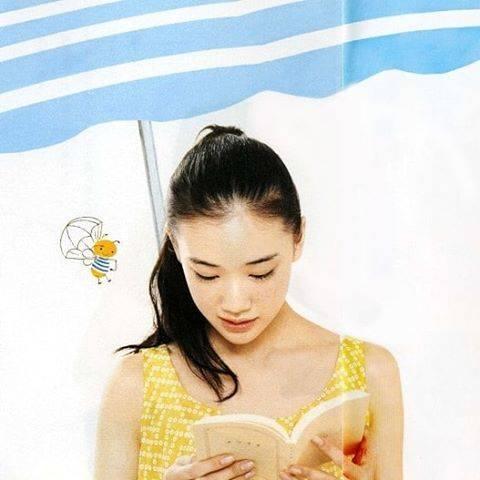 """Yū Aoi Fanpage on Instagram: """"ナツイチ 夏の一冊 集英社文庫 2007年"""" (649990)"""