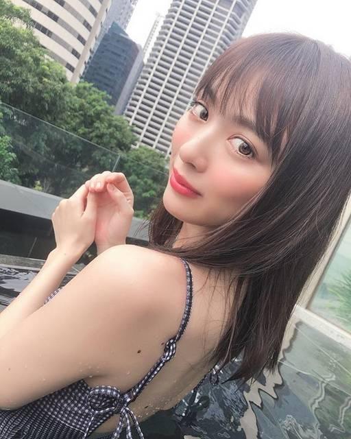 """内田理央だーりお on Instagram: """"盛れた🥰 #singapore #travel #happynewyear"""" (651077)"""