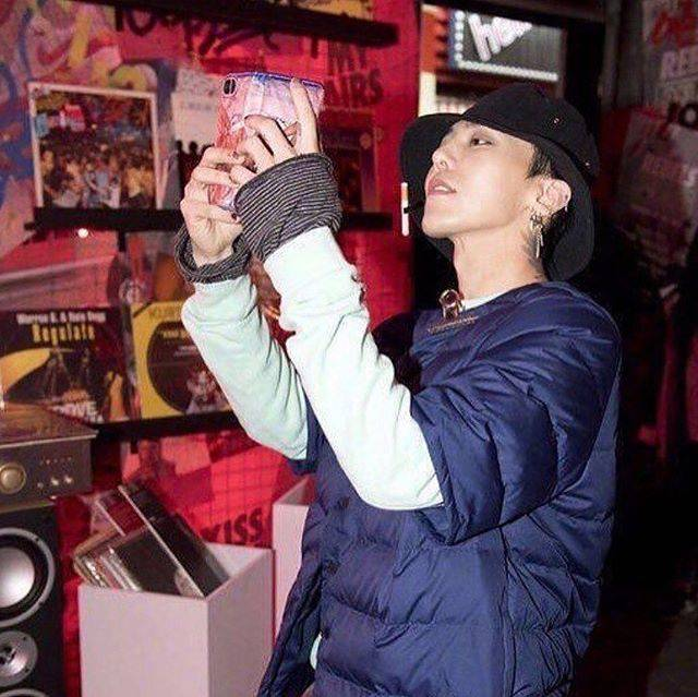 """mika♡♡ on Instagram: """"* * gm 今日は何するのかな…💭 * * * Have a nice day︎☺︎❤︎ * * * #bigbang#빅뱅#VIP #gd#gdragon #jiyong#kwonjiyong #권지용#지용 #ジヨン#じよん#權志龍…"""" (651726)"""
