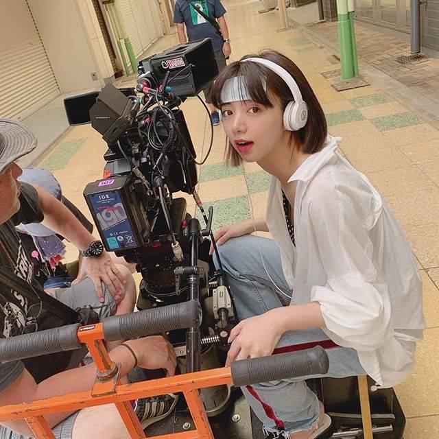 """刘子健 on Instagram: """"Director Kirari Act by twi 池田エライザ From↓ https://twitter.com/elaiza_ikd/status/1164899692158701570 #elaiza_ikd #池田エライザ #kirarimomobami…"""" (652136)"""