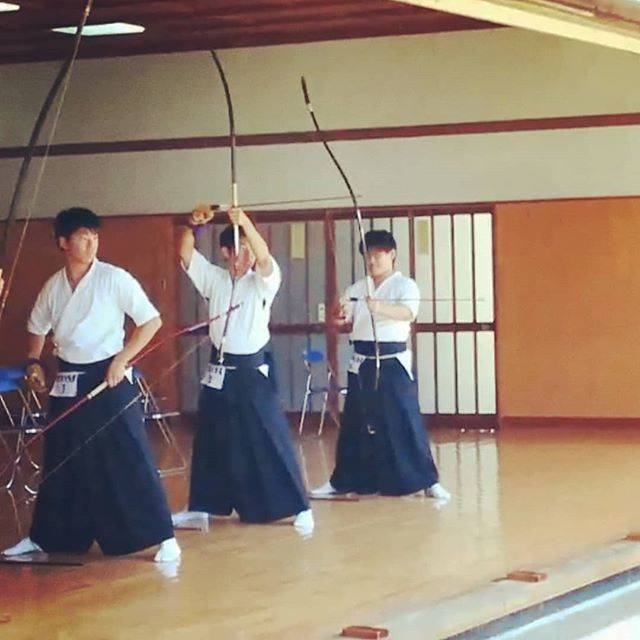 """てんぷら on Instagram: """"試合! #弓道 #弓道部 #Japanesearchery"""" (652547)"""
