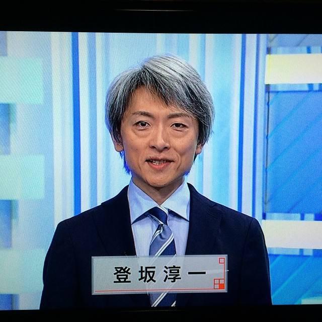 """Yuki Eclair on Instagram: """"麿続投 #NHK #NHK大阪 #麿 #登坂淳一 #かんさい熱視線"""" (653075)"""