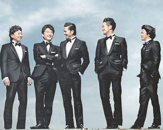 """あなっぺ on Instagram: """"TOKIO 25th anniversaryいつか音楽活動を再開してくれることを願って。5人のTOKIOも、4人のTOKIOも大切な存在。#tokio #城島茂 #山口達也 #国分太一 #松岡昌宏 #長瀬智也"""" (660193)"""