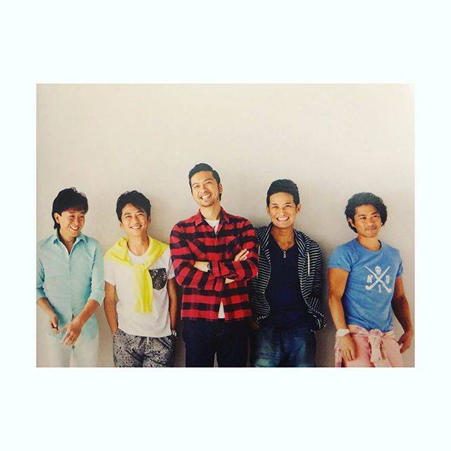 "Shion😈 on Instagram: "". . TOKIO25周年おめでとう💚💛💙💜❤️  ずーっとずーっと大好きです😍  これからも同じ時間を…。   #TOKIO #城島茂 #山口達也 #国分太一 #松岡昌宏 #長瀬智也 #TOKIO25thanniversary #TOKIO25周年…"" (660200)"