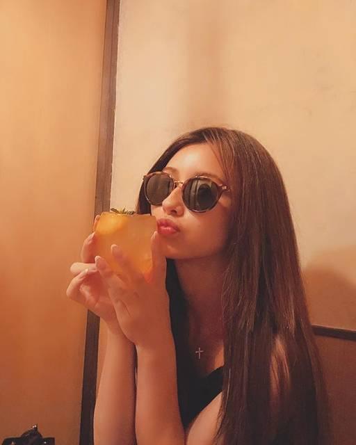 """ダレノガレ 明美 on Instagram: """"サングリアにはまってます🍓サングリア作ろうかな。お酒強くなりたい!"""" (660883)"""