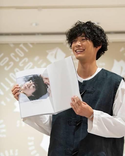 """清原翔 on Instagram: """"""""清原翔 visual book in 『なつぞら』""""沢山の方に手にとっていただけると嬉しいです。よろしくお願いします:)!"""" (661393)"""