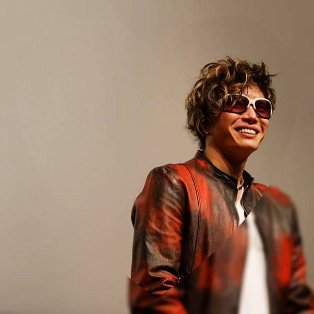 "GACKT FANPAGE on Instagram: ""❤️~Your smile is all that matters ~❤️#GACKT@GACKT@gackt_official"" (664098)"