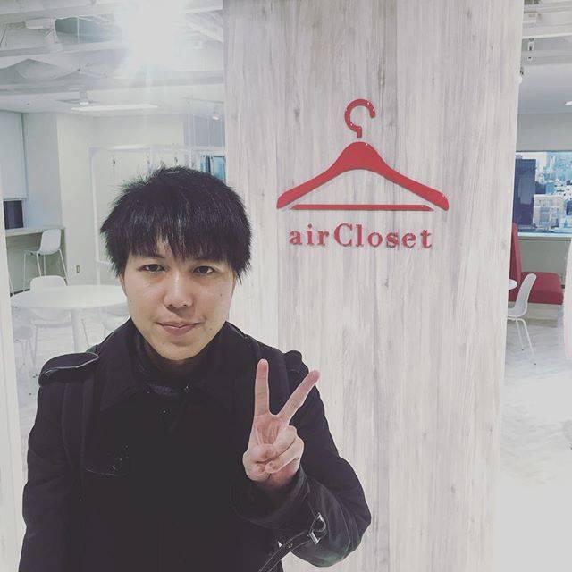 """みずにゃん on Instagram: """"エアークローゼット様にご訪問させていただきました。 #エアクロ #服 #ファッション #南青山  @aircloset_official"""" (664557)"""