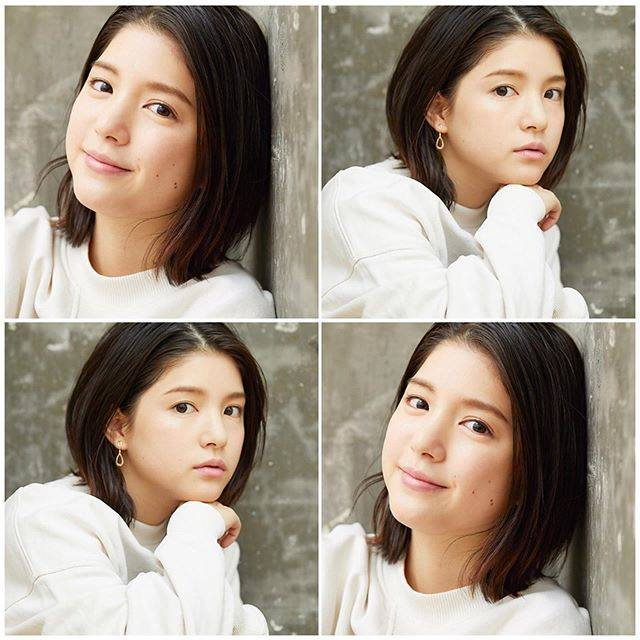 "🐼🌸🌹🌻🌺🌼💐🐼 on Instagram: ""#川島海荷 #女優 #actress #umikakawashima #japanesegirl"" (666011)"