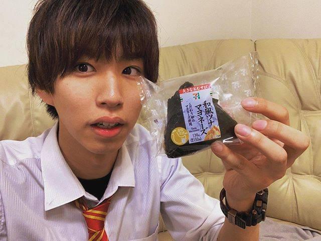 """@bochacha_224 on Instagram: """"おにぎりになりたい🍙・・・#はじめしゃちょー"""" (668480)"""