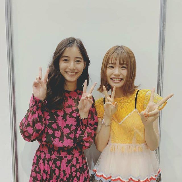 """新木優子 on Instagram: """"かなちゃん♡久しぶりに生歌を聞けて嬉しかった、、、♡新曲の""""ひとりよがり"""" 曲もPVもすっごく素敵なので皆様是非チェックして下さい☺️"""" (671006)"""