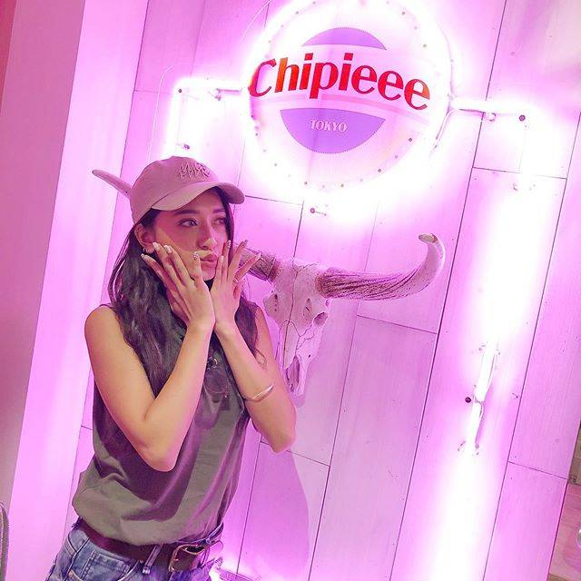 """Chipieee on Instagram: """"@michopa1030 ❤︎☺︎.いつもご利用いただきありがとうございます💕.また来月もご来店お待ちしております☺︎❤️..#みちょぱ #chipieee #chipieeenail"""" (671518)"""