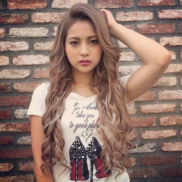 """Ayami on Instagram: """"ゆきぽよ可愛い❤ ゆきぽよのお父さんは日本人でお母さんは フィリピンとスペインのハーフで とても明るく元気なお母さん。 ゆきぽよはクウォーター😊 ギャルなのになかなか謙虚で素直な可愛い女の子✨  #ゆきぽよ #可愛い#お母さんは厳しかった #ギャル#ギャル好きじゃないけど…"""" (671939)"""