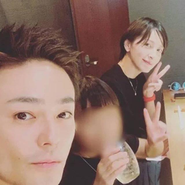 """中山美樹 on Instagram: """"木村了くん家族の幸せショット💕💕#木村了#奥菜恵"""" (675495)"""