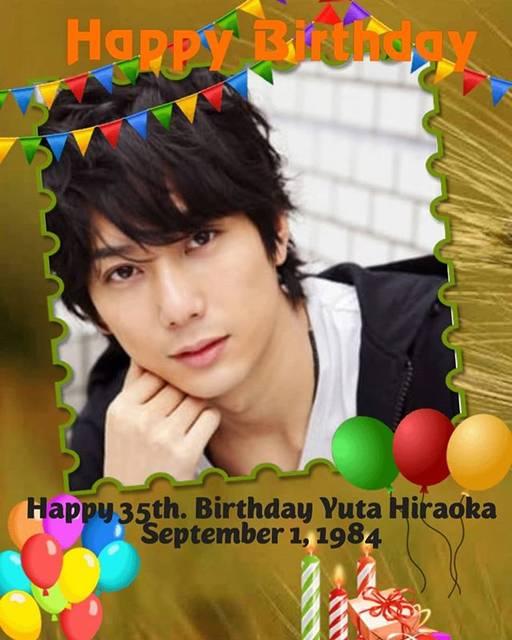 "All Asian Drama 🇯🇵 🇰🇷 🇨🇳 🇹🇼 on Instagram: ""Happy 35th. Birthday Yuta Hiraoka September 1, 1984.  #YutaHiraoka #HiraokaYuta #平岡祐太 #JapaneseActor #JActor #JDrama #JapaneseDrama…"" (675497)"