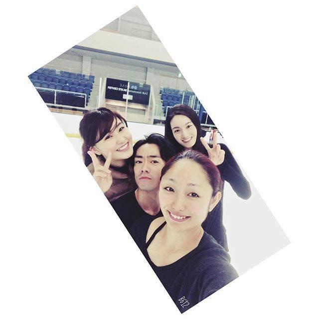 "KanakoMurakami(おかな) on Instagram: "". . . ""イイシャシン"" . 大ちゃんの挑戦する姿勢は本当に 素晴らしいです! 私も、大ちゃんを見習ってもっと自分に 期待して新しい挑戦をしていきたいです!! . . . @d1sk_t  #高橋大輔 @shizukaarakawa  #荒川静香…"" (676142)"