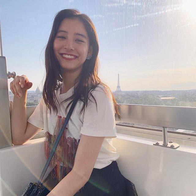 """しおりんご🍎💫 on Instagram: """"・ やっぱりゆんぴょの笑顔は最高! ・ ゆんぴょの笑顔見て、毎日勉強頑張ってます📚✍🏻 ・ 早く大学生になってゆんぴょに沢山 会いに行きたい!!! そのために今日もがんばります´`* ・ #新木優子 さん #新木優子さん #新木優子ちゃん  #かわいい #モデル #美人 #笑顔…"""" (678368)"""