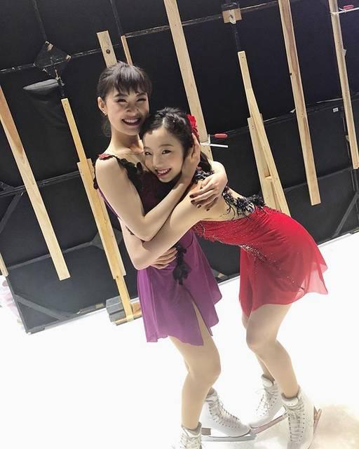 "本田真凜 Marin Honda on Instagram: "".🥺💜❤️"" (679365)"