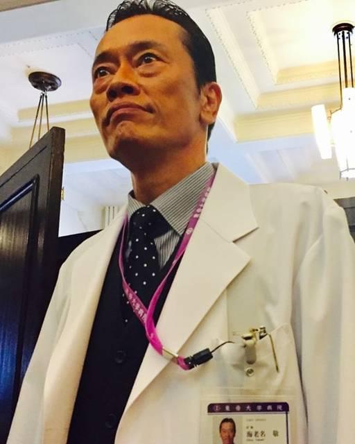"""遠藤憲一 on Instagram: """"遠藤です。今日はドクターX 2話です。2話は若手医師の野村周平くんとの芝居があったり、海老名としてはちょっと変化球の回かな。大門は今回もかっこいいよ。涼子ちゃん、手術の時は本当に切ったり縫ったりしてて、みんなに見せたいよ、ほんとに見事なんだよ。 #ドクターX #卓越した御意力"""" (679464)"""