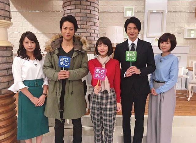 """向井 理 on Instagram: """".笑顔が可愛い☺️❤️#向井理#きみが心に棲みついた"""" (679516)"""